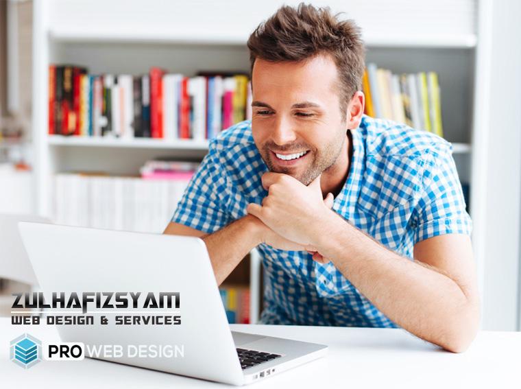 Buat Website | Laman Web Jualan